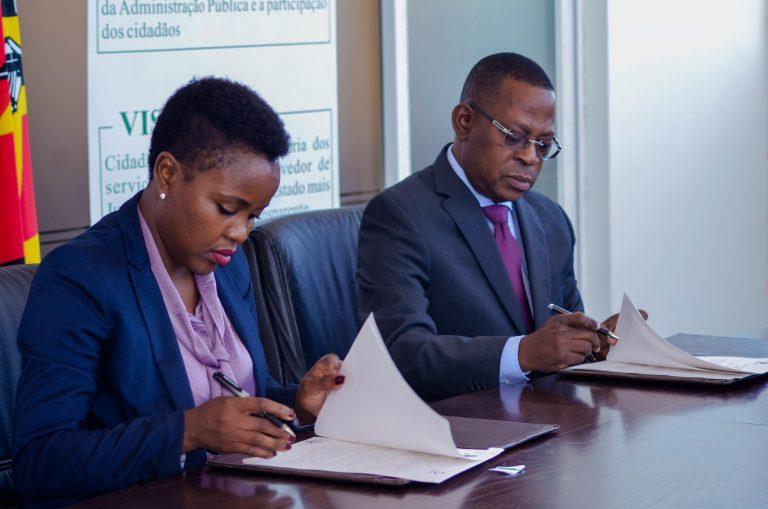 Assinatura de Memorando de Entendimento com o Provedor de Justiça