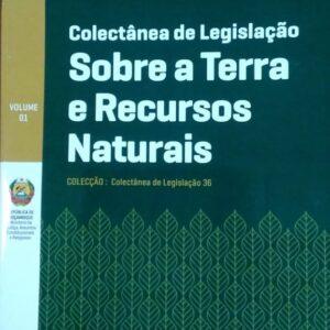 Coletânea de legislação Sobre Terra e Recursos Naturais