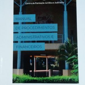 Manual de Procedimentos Administrativos e Financeiros